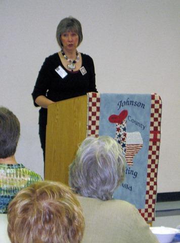 Barb podium