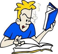 Boy Studying 2