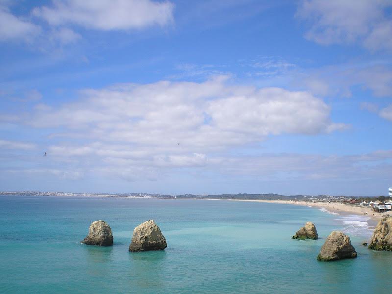 Mar Português, azul