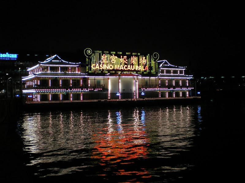 Macau, casino