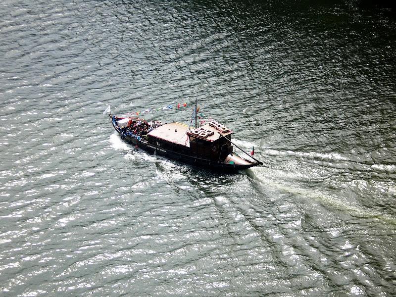 Porto, barcos rabelos