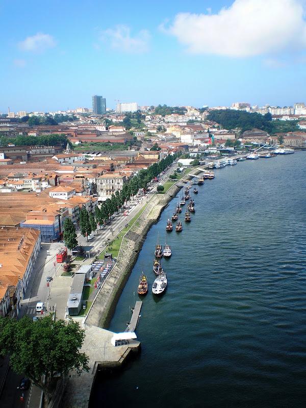 O Douro e Gaia