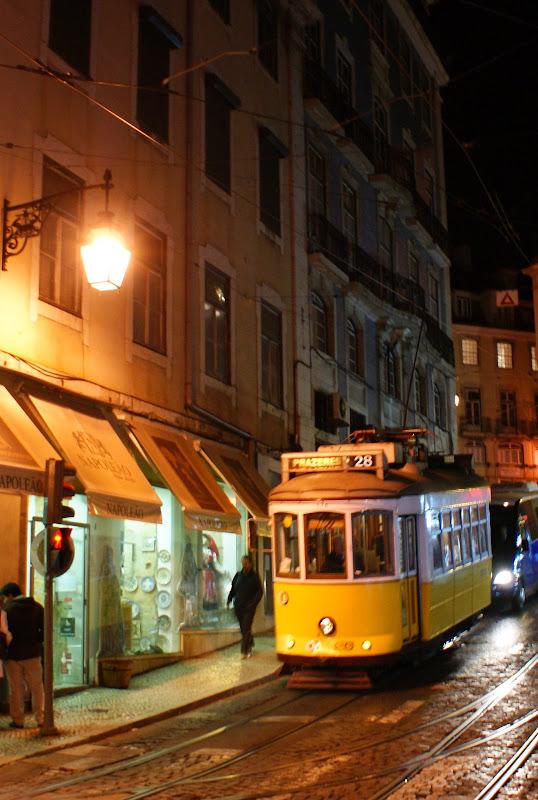 Eléctrico 28 em Lisboa
