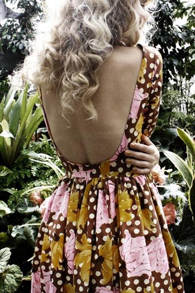 Beatrice Print Dress