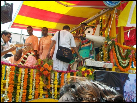 Before Rath yatra