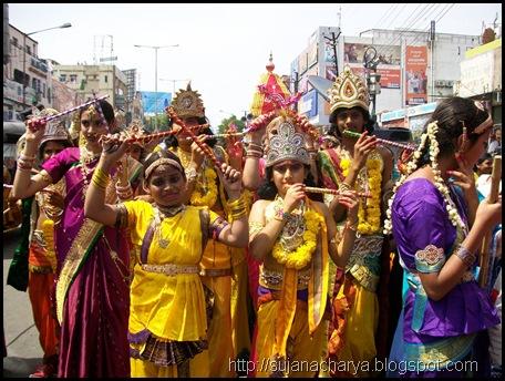 Balbhadra and  Subhadra