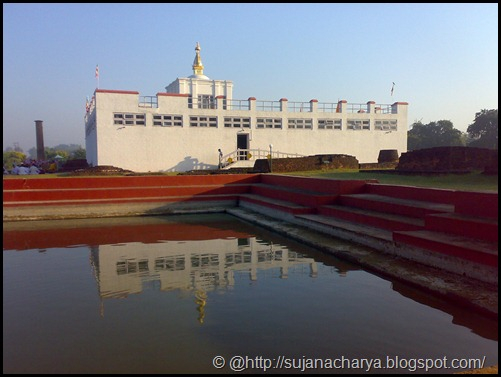 Lumbini-the birth place of Lord Buddha (4)