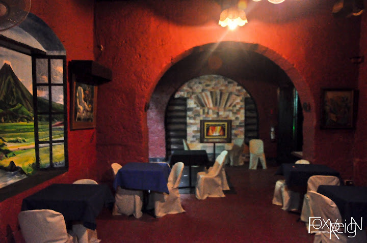 Bonchalet Marikina - Inside