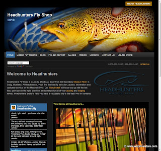 Missouri River – Headhunters Fly Shop in Craig, Montana