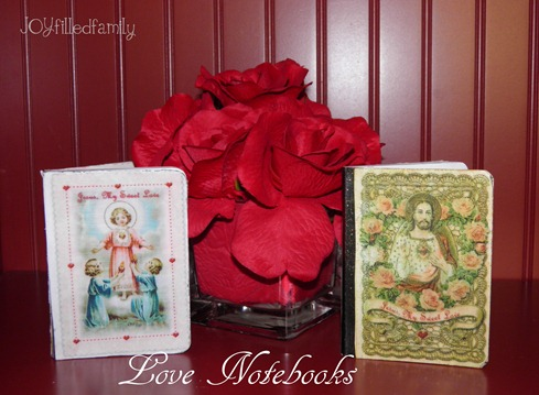 vnb love notebooks