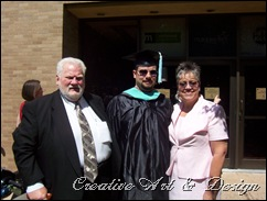 BARRY'S GRADUATION 044