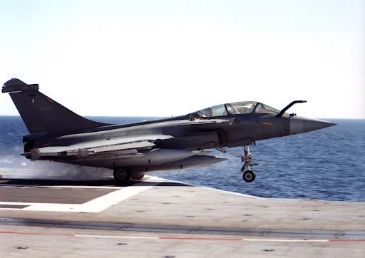 Resultado de imagen de Rafale equipados con misiles de crucero