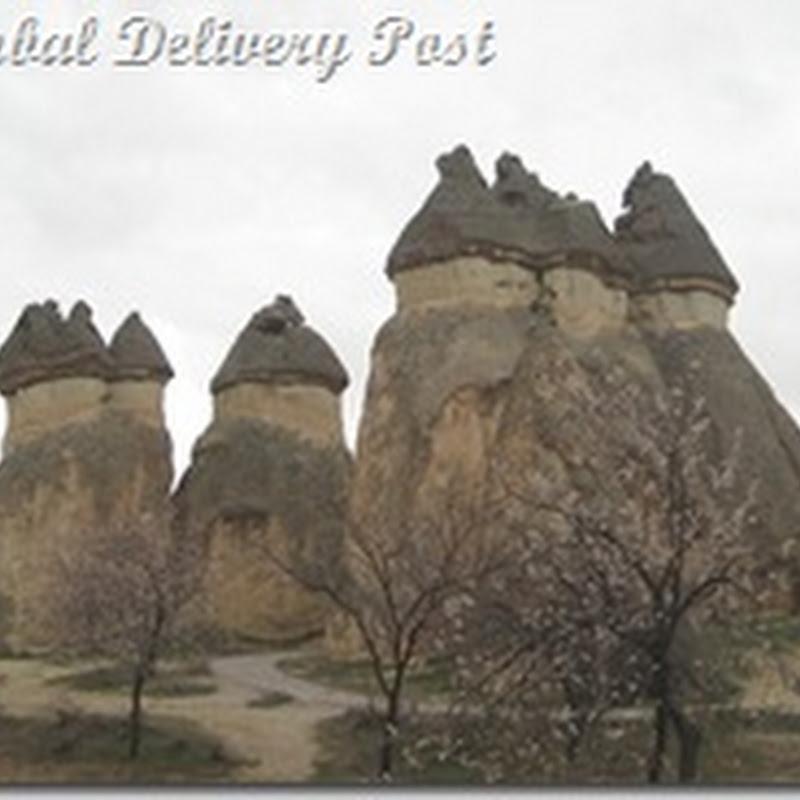 Cappadocia, from Uchisar to Ihlara