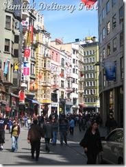 Istiklal Caddesi (Istiklal Avenue)