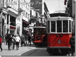 Historic Tram Istanbul