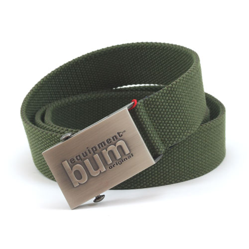 B.U.M. Equipment Canvas Belt - BUM7685