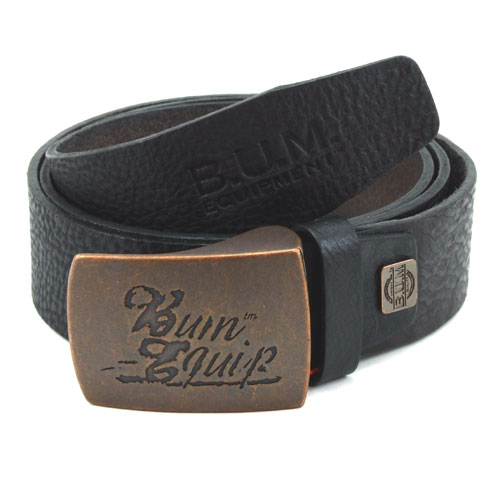 B.U.M. Equipment Men's Casual Leather Belt - BUM7638