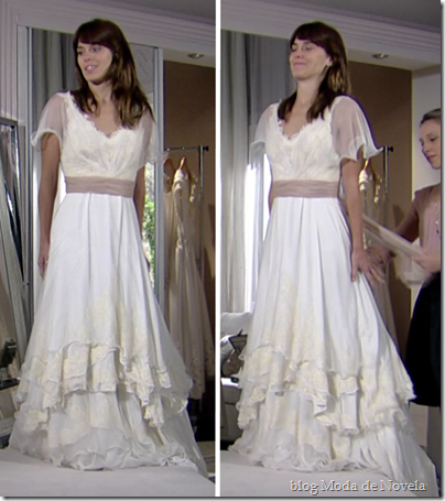 passione diana prova vestido de noiva capítulo 11jun10 b
