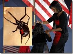 viuda negra obama