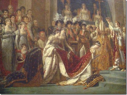 拿破崙加冕式