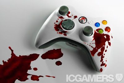 Controler-Game-Violent