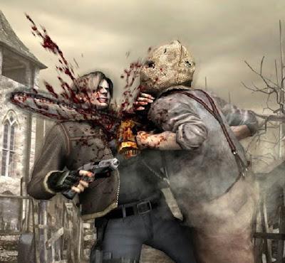 Game Violent Resident Evil