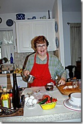 Ruth Ann Cooking 002