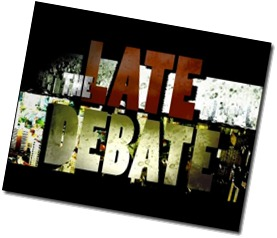 latedebate