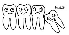 Teeth Cartoon_4