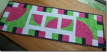 table runner watermelon4