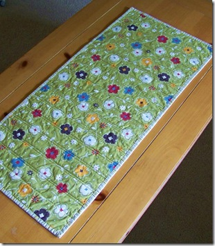 make life table runner back