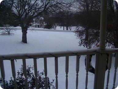 snow 2 december