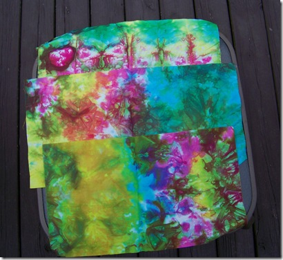 hand dyed fabric 3