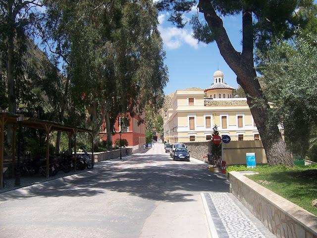 Balneario de Archena - Juan Pio Abenza