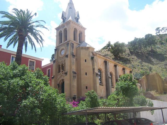 Capilla del Balneario - Juan Pio Abenza