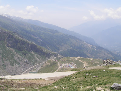 Manali - Rohtang Road