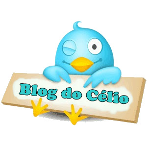 Siga o Blog do Célio no Twitter
