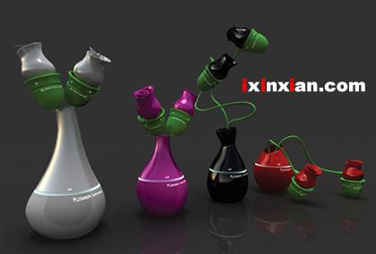 精致的花瓶MP3播放器-爱新鲜