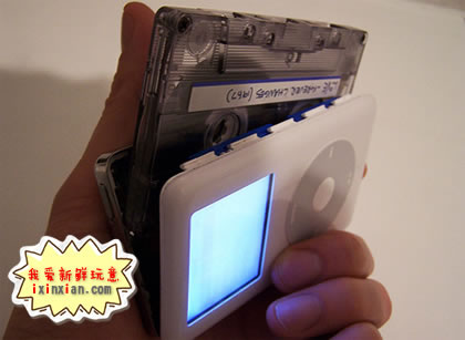 苹果iPod录音机(Apple Walkpod)-爱新鲜
