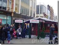 Navidad en Leeds - Casa de Santa Claus