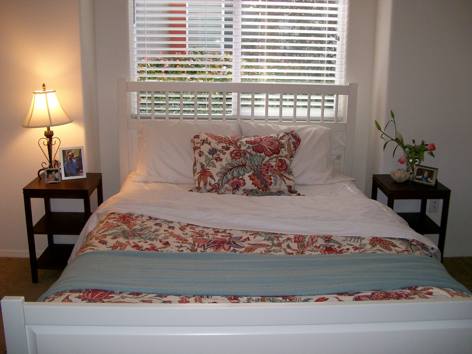 Living With Annie Quick Bedroom Makeover Adding And