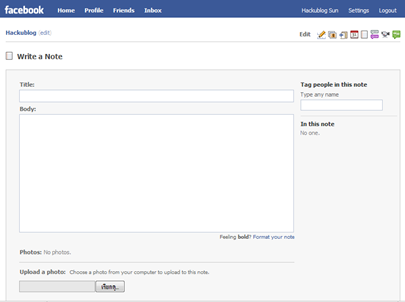 Facebook Fanbox5