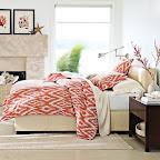 William Sonoma Home Ikat Bedding