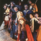 All your favorite fairytale characters in Into the Woods