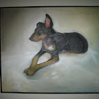 Painting of Chimby