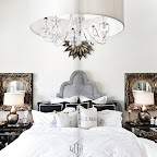 Dallas Home, love the touch of rustic elegance in the photos!