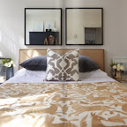 I am going to buy me one of these coverlets in orange if it kills me!