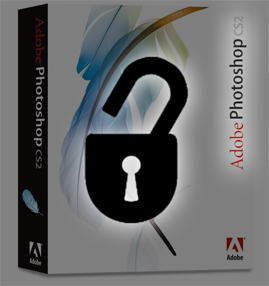 Photoshop CS2 unlock