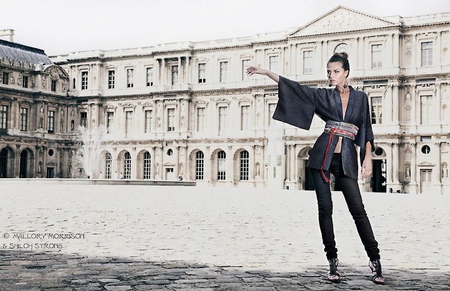 Urban Kimono - Paulina Plizga Fashion  :  kimono collection designer urban