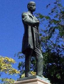 Estatua de José Martí en Matanzas